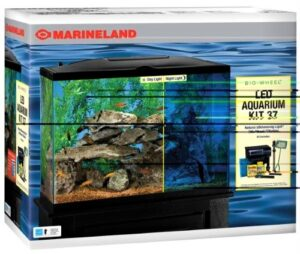 Marineland Bio wheel Aquarium Kit